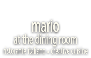 Mario @ The Diningoom